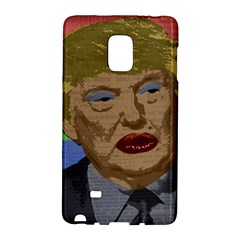 Donald Trump Galaxy Note Edge by Valentinaart
