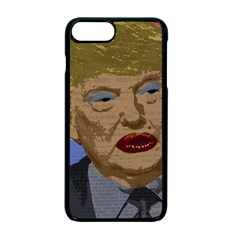 Donald Trump Apple Iphone 7 Plus Seamless Case (black) by Valentinaart
