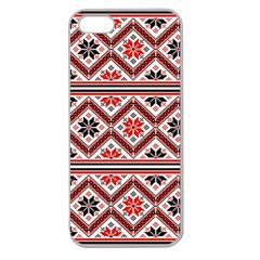 Folklore Apple Seamless Iphone 5 Case (clear)