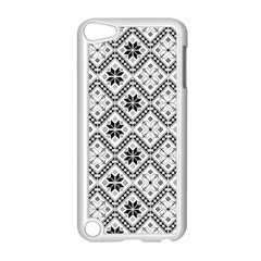 Folklore Apple Ipod Touch 5 Case (white) by Valentinaart
