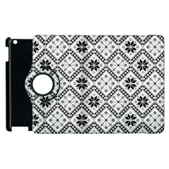 Folklore Apple Ipad 2 Flip 360 Case by Valentinaart