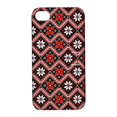 Folklore Apple Iphone 4/4s Hardshell Case With Stand