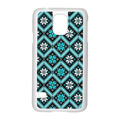 Folklore Samsung Galaxy S5 Case (white) by Valentinaart