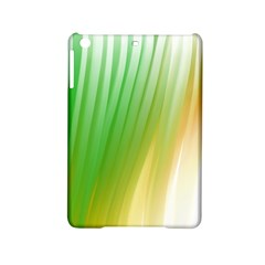 Folded Digitally Painted Abstract Paint Background Texture Ipad Mini 2 Hardshell Cases by Simbadda
