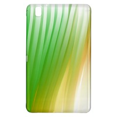 Folded Digitally Painted Abstract Paint Background Texture Samsung Galaxy Tab Pro 8 4 Hardshell Case by Simbadda