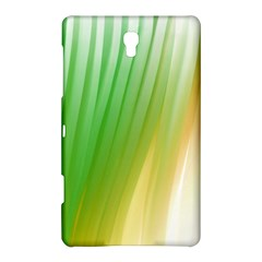 Folded Digitally Painted Abstract Paint Background Texture Samsung Galaxy Tab S (8 4 ) Hardshell Case  by Simbadda