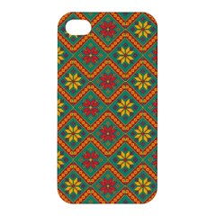 Folklore Apple Iphone 4/4s Hardshell Case by Valentinaart