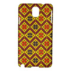 Folklore Samsung Galaxy Note 3 N9005 Hardshell Case by Valentinaart