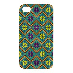 Folklore Apple Iphone 4/4s Premium Hardshell Case by Valentinaart