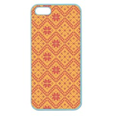 Folklore Apple Seamless Iphone 5 Case (color)
