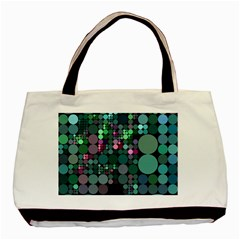 Color Party 03 Basic Tote Bag by MoreColorsinLife