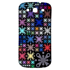 Color Party 01 Samsung Galaxy S3 S Iii Classic Hardshell Back Case by MoreColorsinLife