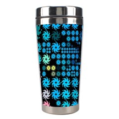Color Party 02 Stainless Steel Travel Tumblers by MoreColorsinLife