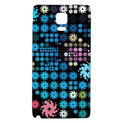Color Party 02 Galaxy Note 4 Back Case by MoreColorsinLife