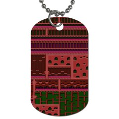Blaster Master Dog Tag (two Sides) by Alisyart