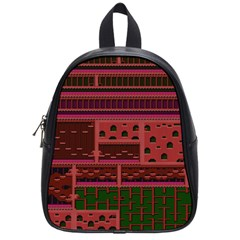 Blaster Master School Bags (small)  by Alisyart