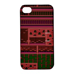 Blaster Master Apple Iphone 4/4s Hardshell Case With Stand by Alisyart