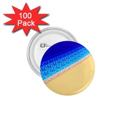 Beach Sea Water Waves Sand 1 75  Buttons (100 Pack)
