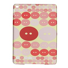 Buttons Pink Red Circle Scrapboo Ipad Air 2 Hardshell Cases by Alisyart