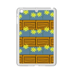Yellow Flower Floral Sunflower Ipad Mini 2 Enamel Coated Cases