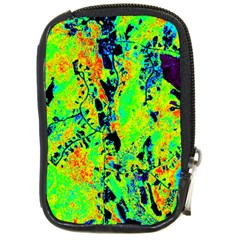 Bow Canopy Height Satelite Map Compact Camera Cases by Alisyart