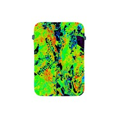 Bow Canopy Height Satelite Map Apple Ipad Mini Protective Soft Cases by Alisyart