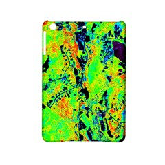Bow Canopy Height Satelite Map Ipad Mini 2 Hardshell Cases by Alisyart