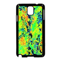 Bow Canopy Height Satelite Map Samsung Galaxy Note 3 Neo Hardshell Case (black)