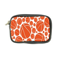 Basketball Ball Orange Sport Coin Purse by Alisyart