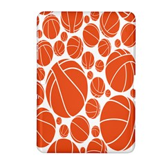 Basketball Ball Orange Sport Samsung Galaxy Tab 2 (10 1 ) P5100 Hardshell Case  by Alisyart