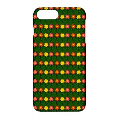 Flowers Apple Iphone 7 Plus Hardshell Case by Valentinaart