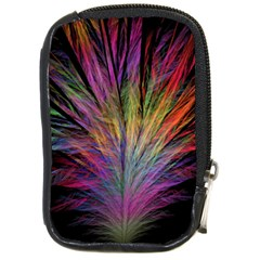 Fractal In Many Different Colours Compact Camera Cases by Simbadda