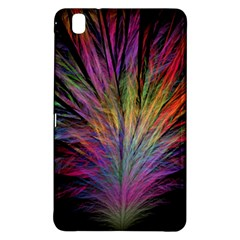 Fractal In Many Different Colours Samsung Galaxy Tab Pro 8 4 Hardshell Case by Simbadda