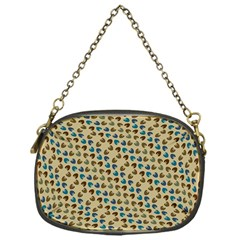 Abstract Seamless Pattern Chain Purses (one Side)  by Simbadda
