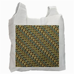 Abstract Seamless Pattern Recycle Bag (two Side)  by Simbadda
