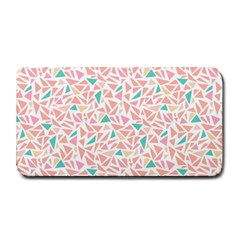 Geometric Abstract Triangles Background Medium Bar Mats