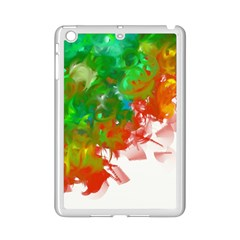 Digitally Painted Messy Paint Background Texture Ipad Mini 2 Enamel Coated Cases by Simbadda