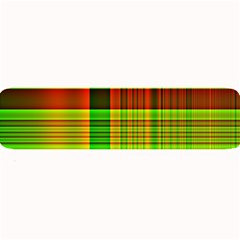 Multicoloured Background Pattern Large Bar Mats by Simbadda