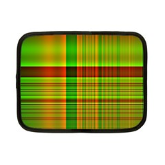 Multicoloured Background Pattern Netbook Case (small)  by Simbadda