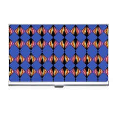 Abstract Lines Seamless Pattern Business Card Holders