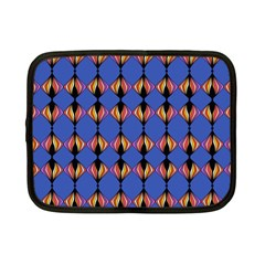 Abstract Lines Seamless Pattern Netbook Case (small)  by Simbadda