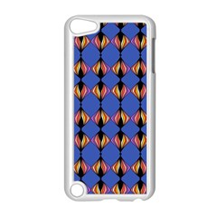 Abstract Lines Seamless Pattern Apple Ipod Touch 5 Case (white) by Simbadda