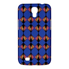 Abstract Lines Seamless Pattern Samsung Galaxy Mega 6 3  I9200 Hardshell Case