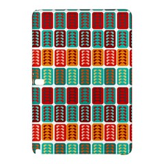 Bricks Abstract Seamless Pattern Samsung Galaxy Tab Pro 12 2 Hardshell Case