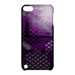 Evil Moon Dark Background With An Abstract Moonlit Landscape Apple Ipod Touch 5 Hardshell Case With Stand