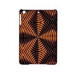 Fractal Pattern Of Fire Color Ipad Mini 2 Hardshell Cases