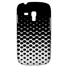 Halftone Gradient Pattern Galaxy S3 Mini by Simbadda