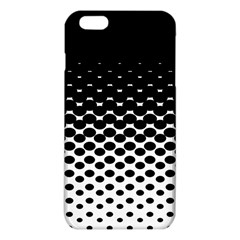 Halftone Gradient Pattern Iphone 6 Plus/6s Plus Tpu Case by Simbadda