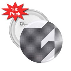 Gradient Base 2 25  Buttons (100 Pack)
