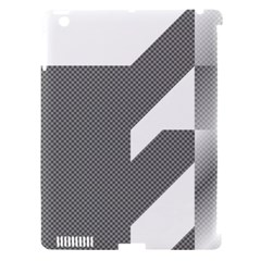 Gradient Base Apple Ipad 3/4 Hardshell Case (compatible With Smart Cover) by Simbadda